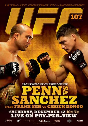 UFC 107