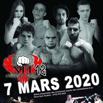 Nova Fight League 12
