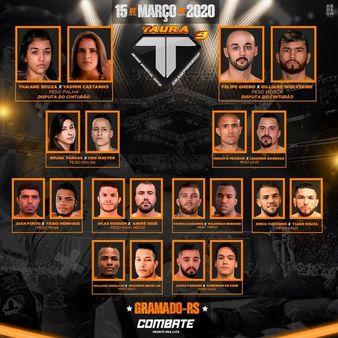 Taura MMA 9