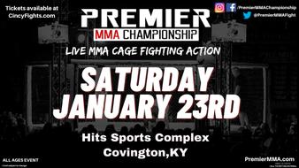 Premier MMA Championship 15