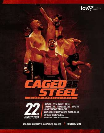 Caged Steel FC 25