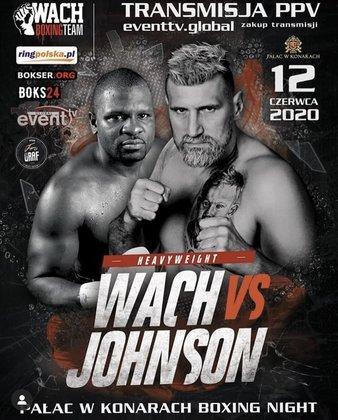 Wach vs. Johnson