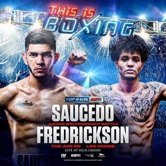 Saucedo vs. Fredrickson