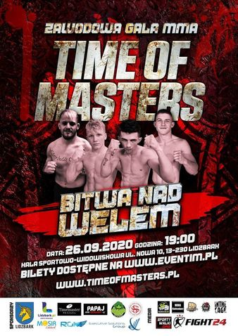 Time of Masters 6