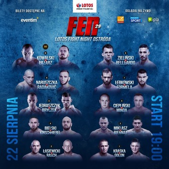 Fight Exclusive Night 29