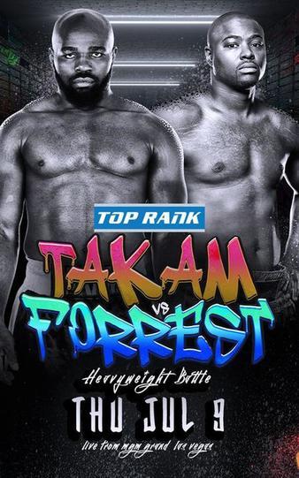 Forrest vs. Takam