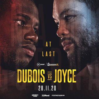 Joyce vs. Dubois