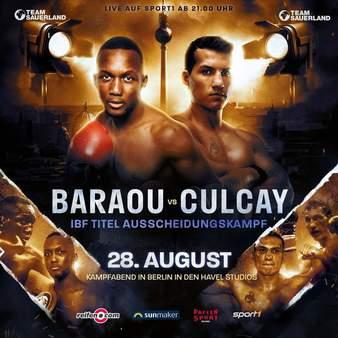 Culcay vs. Baraou