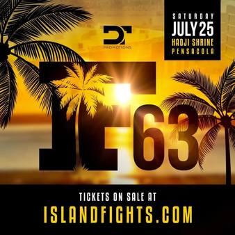 Island Fights 63