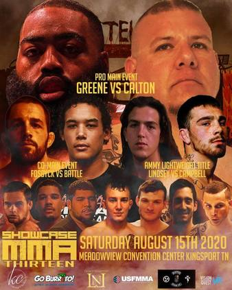 Showcase MMA 13