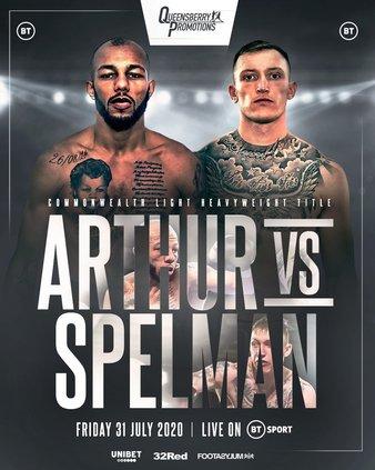 Arthur vs. Spelman