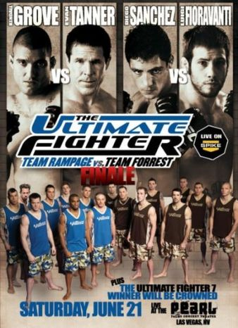 The Ultimate Fighter 7 Finale