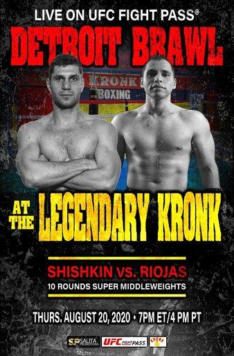 Shishkin vs. Riojas