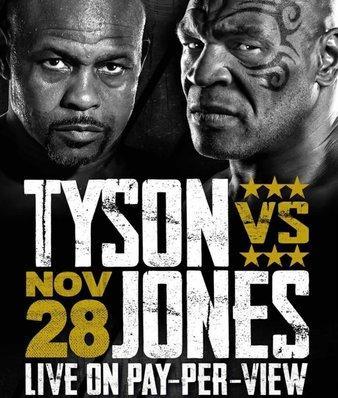 Tyson vs. Jones Jr