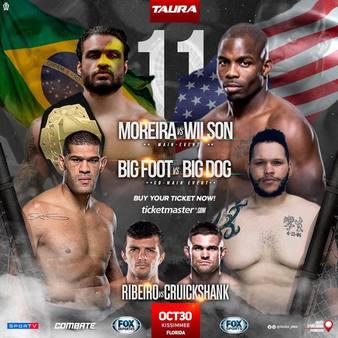 Taura MMA 11