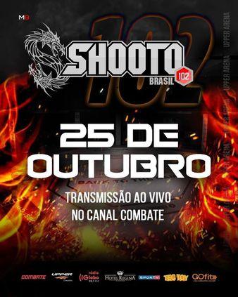 Shooto Brasil 102