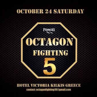 Octagon Fighting 5