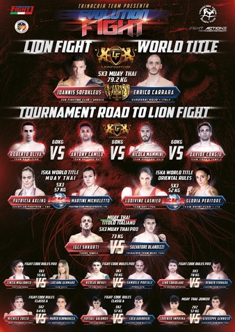 Road to Lion Fight