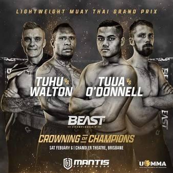 Beast Championship 5