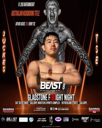 Beast Championship 8