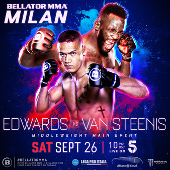 Bellator Euro Series 8