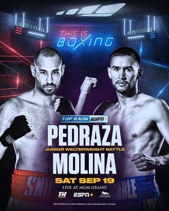 Pedraza vs. Molina