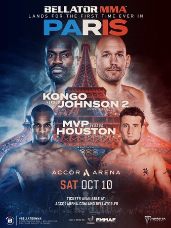 Bellator 248: Kongo vs. Johnson 2 | MMA Event | Tapology