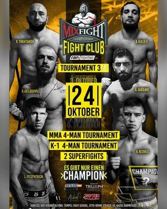 Mix Fight Gala 32