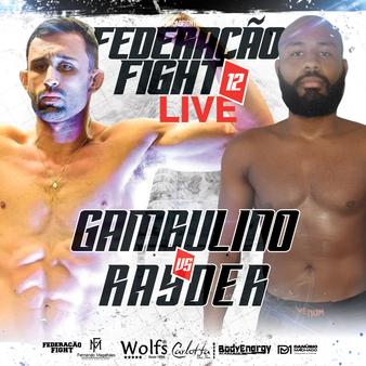 Federação Fight 12