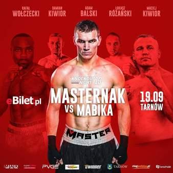 Masternak vs. Mabika