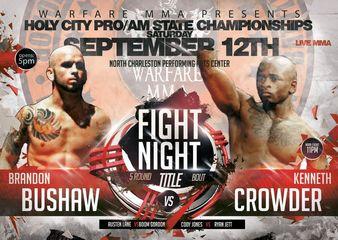 Warfare MMA 19