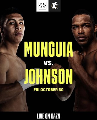 Munguia vs. Johnson