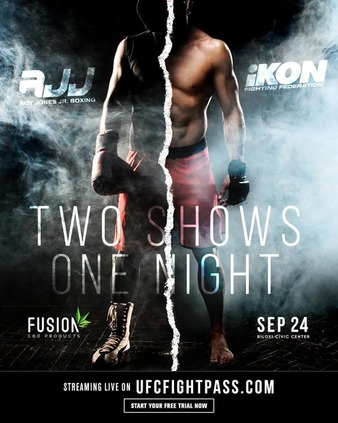 iKon Fighting Federation 1