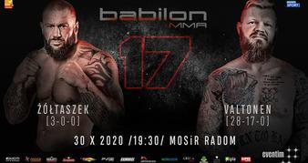 Babilon MMA 17