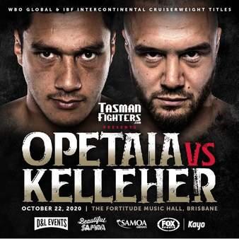 Opetaia vs. Kelleher