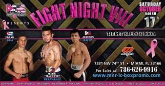 Fight Night VIII