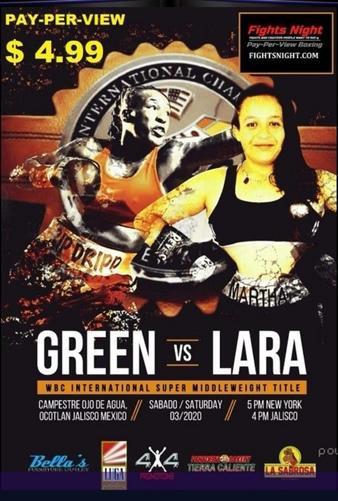 Lara vs. Green