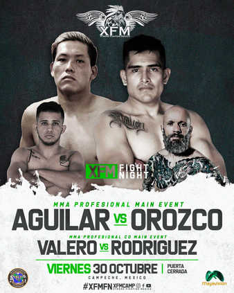 XFM Fight Night