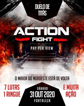 Action Fight 16