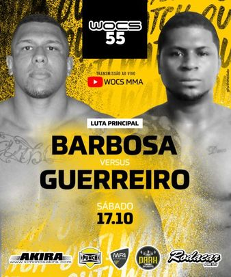 WOCS 55 | MMA Event | Tapology