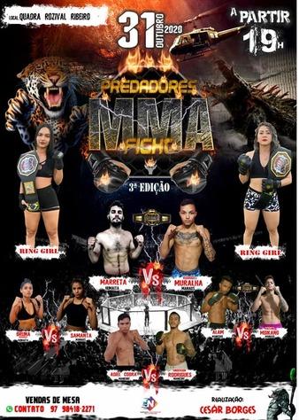 Predadores MMA Fight 3