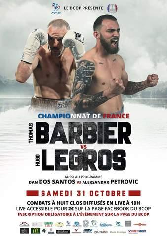 Barbier vs. Legros
