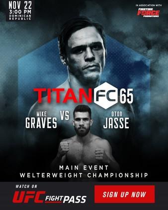 Titan FC 65