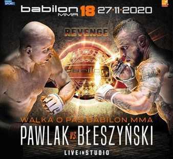 Babilon MMA 18