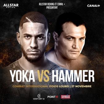 Yoka vs. Hammer