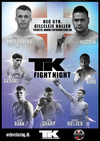 TK Fight Night