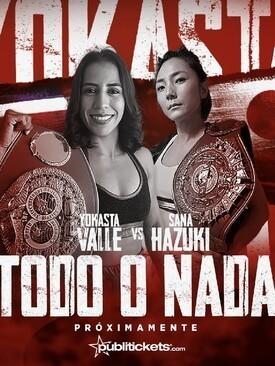 Valle vs. Hazuki