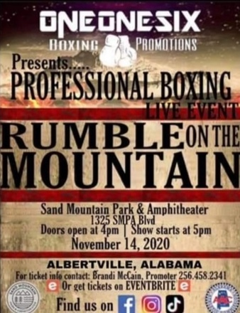 Rumble on the Mountain