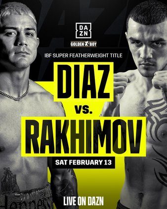 Diaz vs. Rakhimov