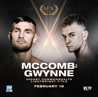 McComb vs. Gwynne